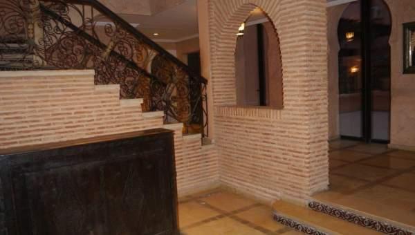 Appartement à louer Marocain épuré Marrakech Centre ville