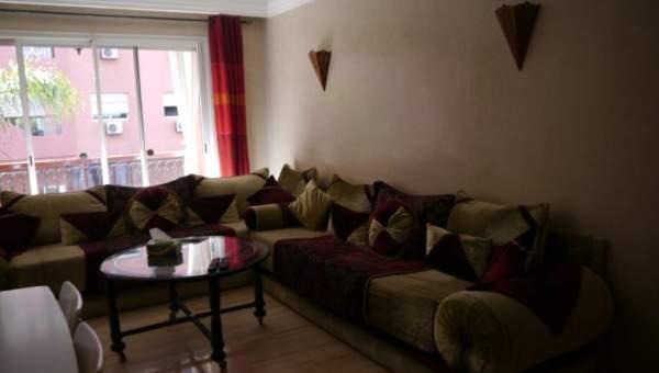 Appartement à louer Marocain Marrakech Centre ville