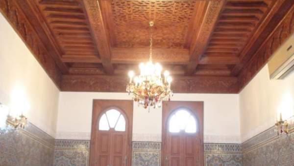 Vente villa Marocain épuré Marrakech Centre ville Targa