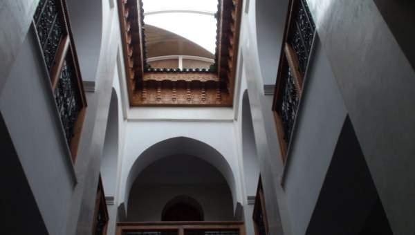 Achat villa Marocain épuré Marrakech Centre ville Targa
