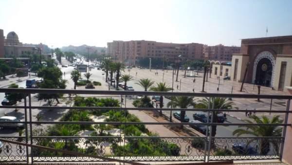 appartement de prestige a vendre a l'hivernage marrakech