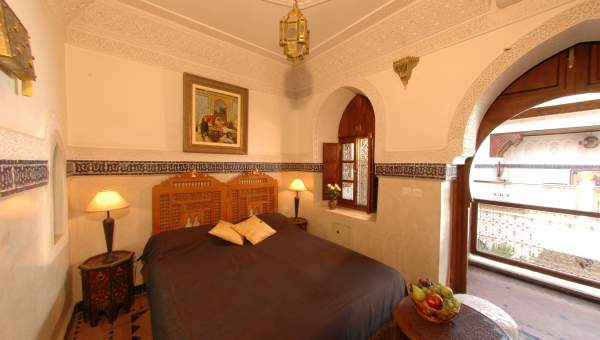achat riad maison d'hôtes Marrakech