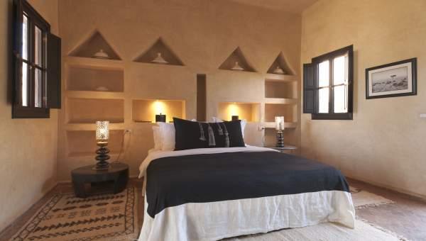 Vente maison luxe Maison d'hôtes Marrakech Extérieur Route Fes