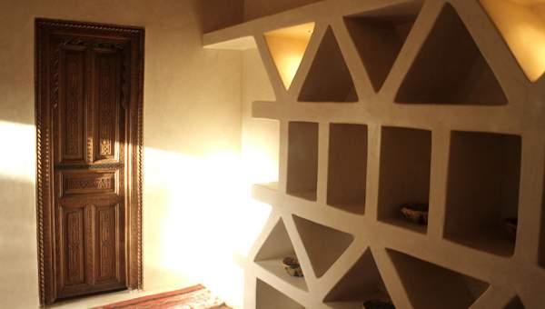 Achat villa haut de gamme Maison d'hôtes Marrakech Extérieur Route Fes