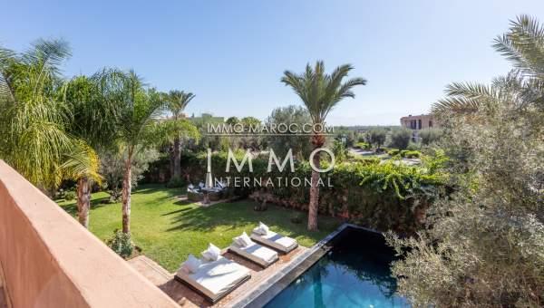 Maison à vendre Moderne Marrakech Golfs Amelkis
