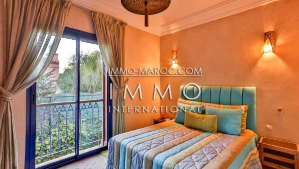 acheter maison Marocain Marrakech Centre ville Route Casablanca