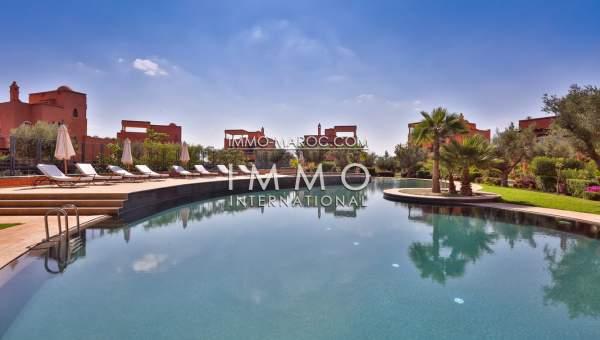 Maison à vendre Moderne Marrakech Palmeraie Bab Atlas