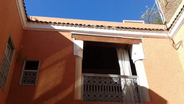 ryad Accès voiture Marocain épuré Marrakech Place Jamaa El Fna