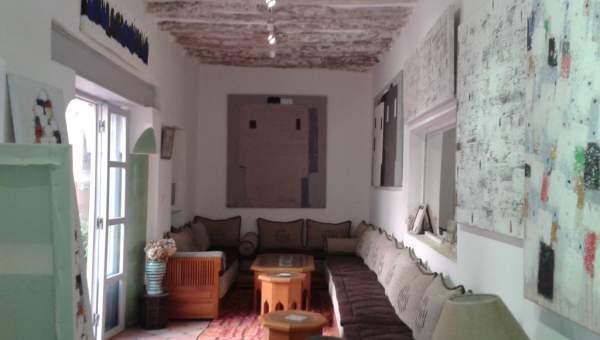 riad vente Accès voiture Marocain épuré Marrakech Place Jamaa El Fna