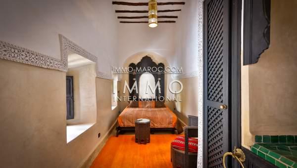 achat riad Maison d'hôtes Marrakech moins de 10 minutes de la place Riad Laarous
