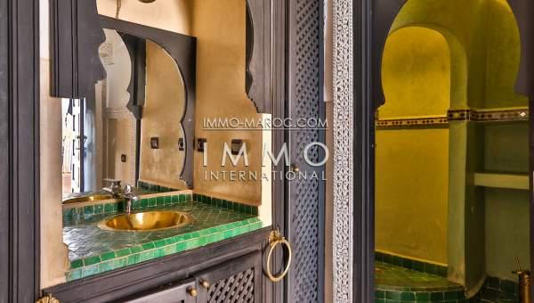 ryad Maison d'hôtes Marrakech moins de 10 minutes de la place Riad Laarous