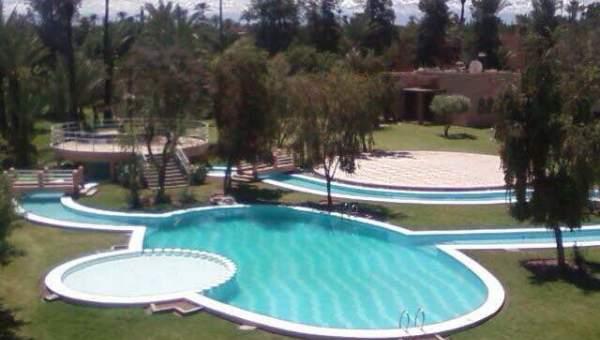 Achat villa Marocain Marrakech Palmeraie Circuit Palmeraie