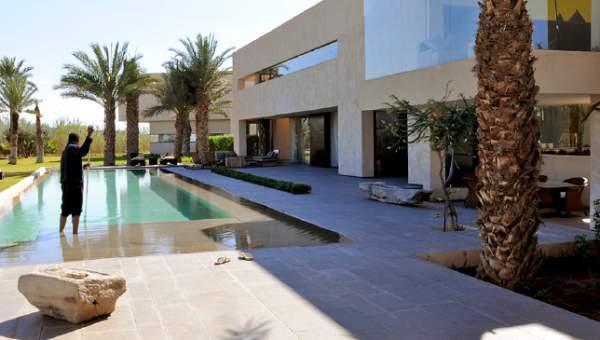 Achat villa Contemporain Prestige Marrakech Palmeraie Bab Atlas