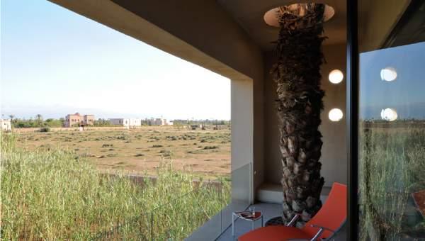 Maison à vendre Moderne haut de gamme Marrakech Palmeraie Bab Atlas