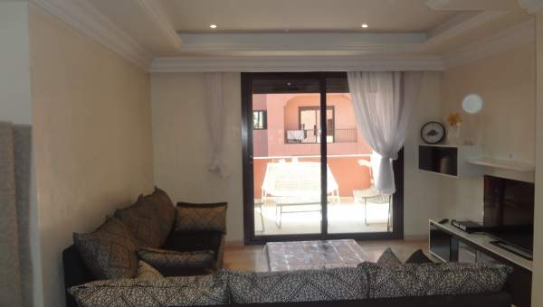 Location appartement Contemporain Marrakech Centre ville