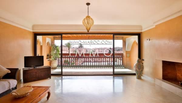 Appartement à vendre Marocain Marrakech Centre ville Majorelle