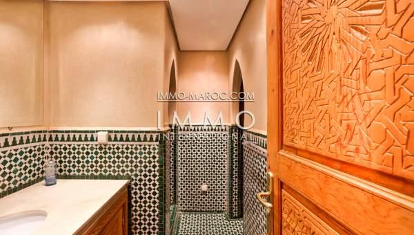 acheter appartement Marocain Marrakech Centre ville Majorelle