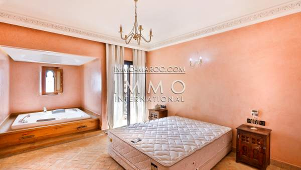 Achat appartement Marocain Marrakech Centre ville Majorelle
