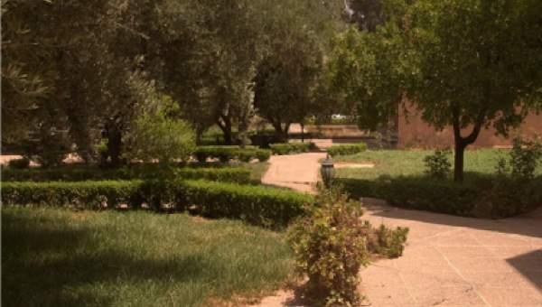 acheter maison Marocain épuré prestige a vendre Marrakech Palmeraie