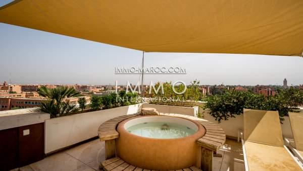 appartement de luxe à vendre Marrakech