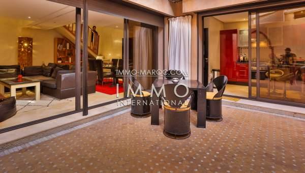appartement vente Moderne Marrakech Centre ville