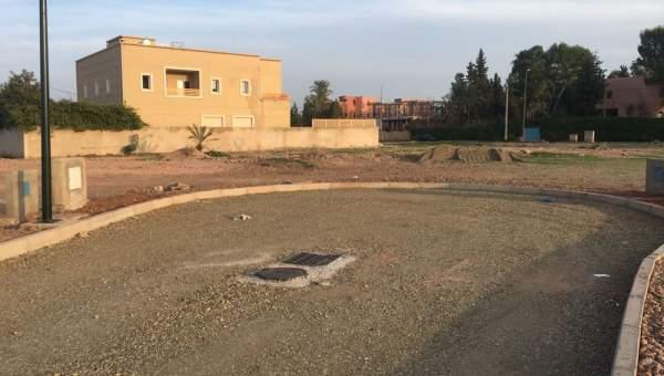 Terrain à vendre Terrain villa Marrakech Centre ville Targa