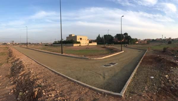 achat terrain Terrain villa Marrakech Centre ville Targa