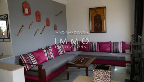 Location appartement Moderne Marrakech