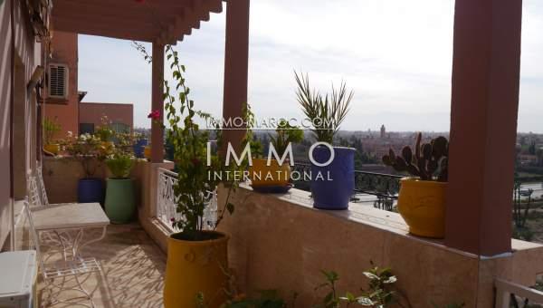 Appartement à louer Moderne Marrakech