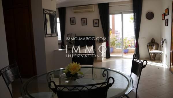 Appartement à louer Contemporain Marrakech
