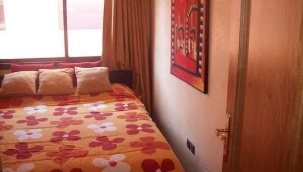 Appartement à louer Marocain épuré Marrakech Hivernage