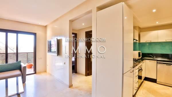 Appartement à louer Prestige Marrakech Hivernage