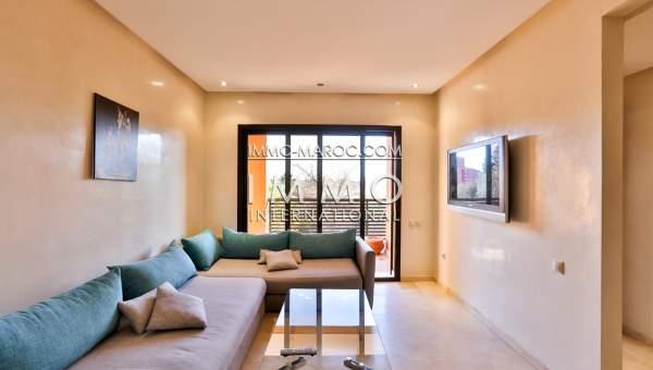 Appartement à louer luxe Marrakech Hivernage