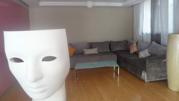 Location appartement contemporain Marrakech
