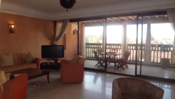 Location appartement meubl majorelle immomaroc - Imposition appartement meuble ...