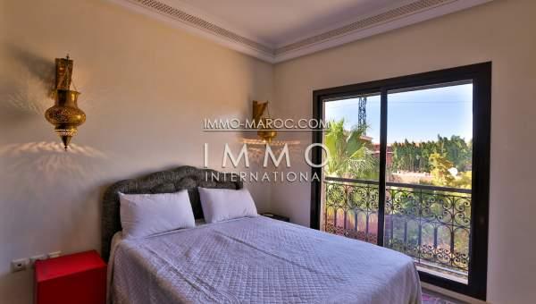 Location appartement Contemporain avec piscine à l'hivernage Marrakec