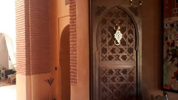 Villa à louer immobilier luxe à vendre marrakech Marrakech Extérieur