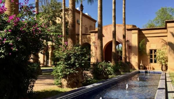 Location maison immobilier luxe à vendre marrakech Marrakech Extérieur