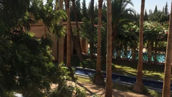 Location maison Marrakech Extérieur
