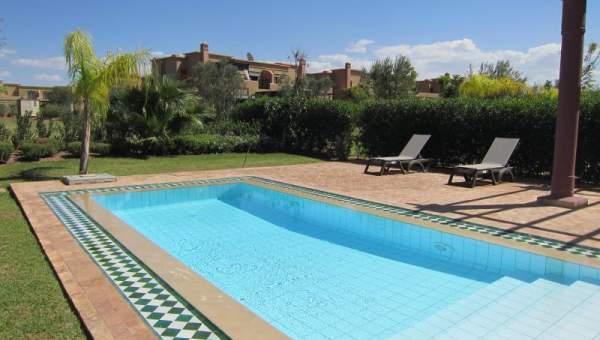 Location maison Marocain épuré Marrakech Golfs Autres golfs