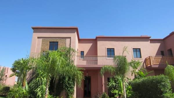 Location maison Marocain épuré Marrakech Extérieur Route Amizmiz