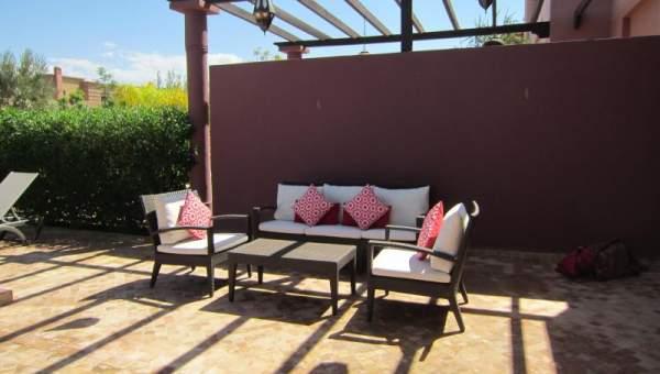 Villa à louer Marocain épuré Marrakech Golfs Autres golfs