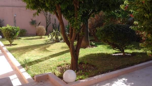Maison à louer Marocain épuré Marrakech Centre ville Semlalia