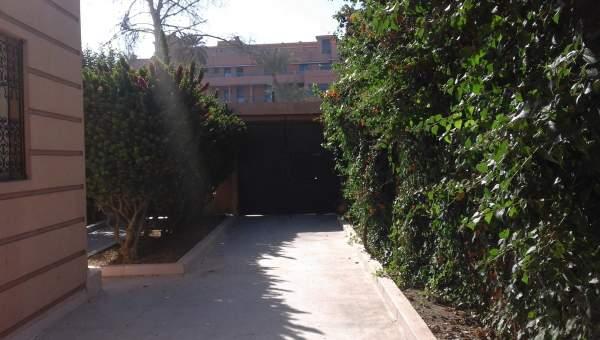 Villa à louer Marocain épuré Marrakech Centre ville Semlalia