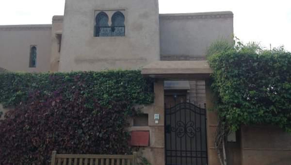 Maison à louer Marocain Marrakech Centre ville Targa