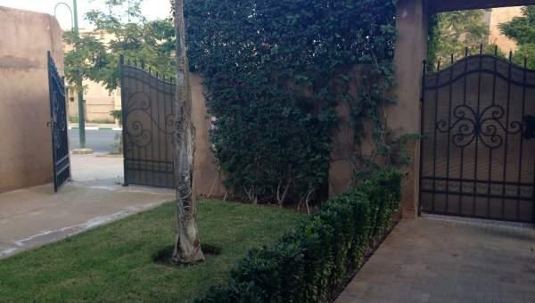Location villa Marocain Marrakech Centre ville Targa