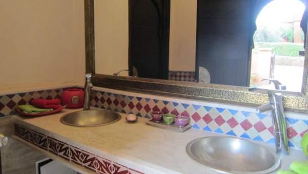 Villa à louer Marocain épuré Marrakech Extérieur Ecole américaine