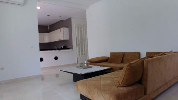 Location maison Moderne Marrakech Extérieur Route Fes