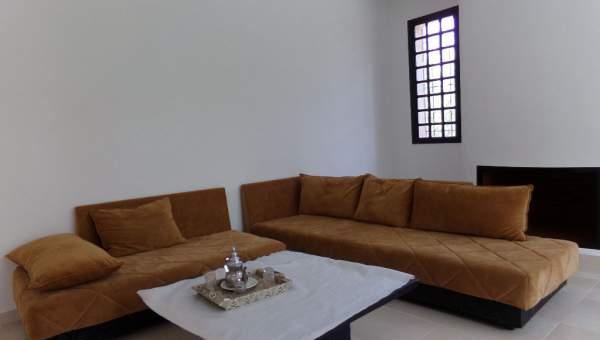 Location villa Contemporain Marrakech Extérieur Route Fes