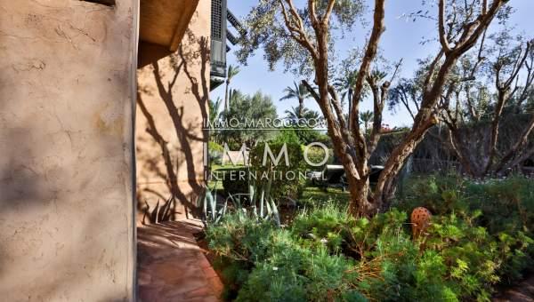 Achat villa Marocain épuré Prestige Marrakech Palmeraie